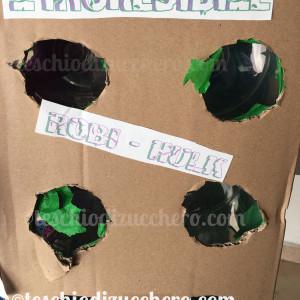 festa compleanno tema hulk - punch box