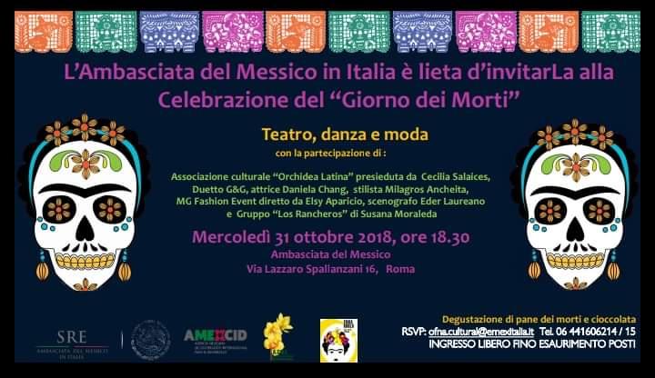 dia-de-los-muertos-italia-2018-roma-ambasciata