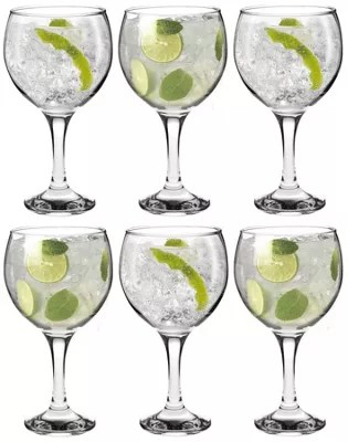Buy Rink Drink Gin Balloon Cocktail Glasses 645ml 22