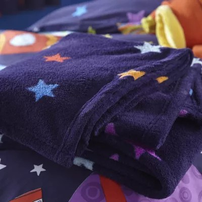 Buy Catherine Lansfield Outer Space Throw From Our