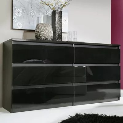 Buy Ideal Furniture Chelsea Wide Chest Of 6 Drawers