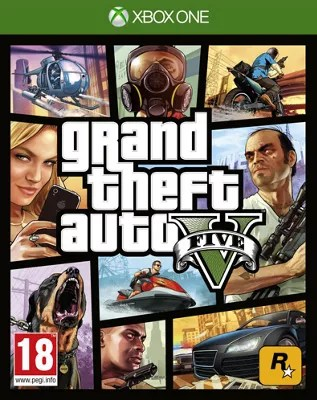 Buy Grand Theft Auto V Xbox One From Our Grand Theft