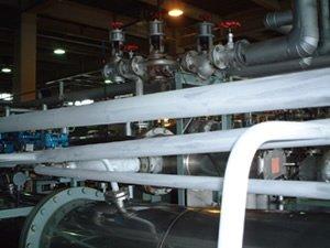 保温、火傷防止、設備の劣化防止、放熱・火傷防止