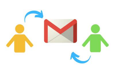 Delegar cuenta de correo en Gmail