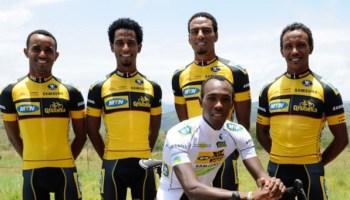 Team MTN Qhubeka - Eritrean Cyclists