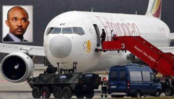 Co-pilot Hailemedhin brought world and media attention towards the gross human rights abuses, brutal killings and the daily party bureaucracy and institutional racism within the Ethiopian Airlines by hi-jacking his own plane