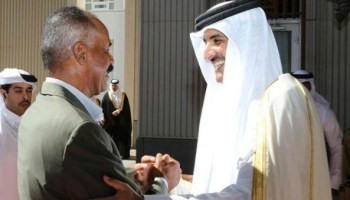 Qatar and Eritrea enjoys excellent collaboration and share a long-standing relationship