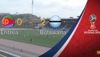 Eritrea vs Botswana first leg match analysis