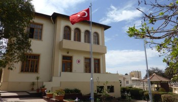 Turkish Embassy in Asmara