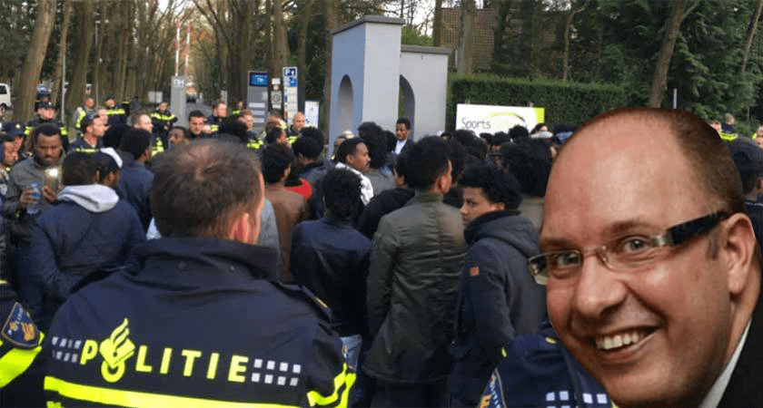 Veldhoven's mayor decision to cancel YPFDJ conference was unlawful