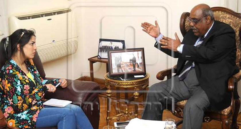 Political goals behind the Renaissance dam - Ambassador Fasil Gebreselasie