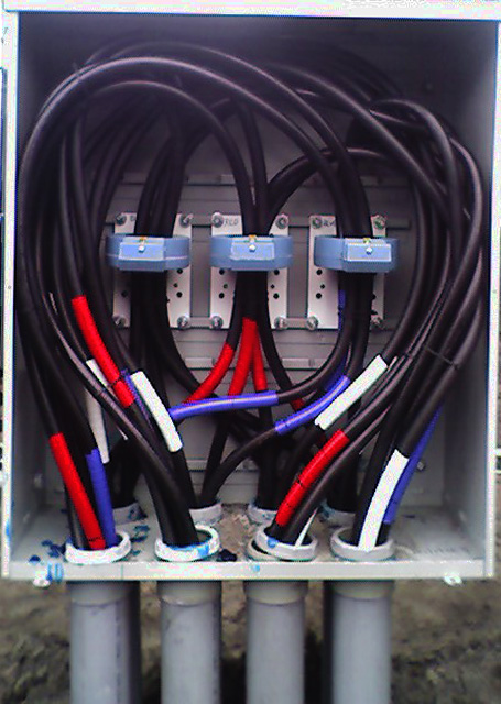 Tes Electrical Contractors