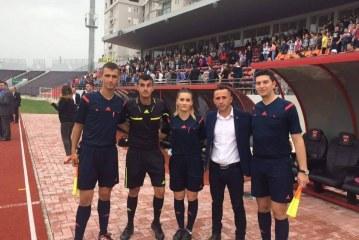 Rrëfimi i Emanuelës, të parës femër arbitre futbolli në Shqipëri: ja ku e gjej kurajon…