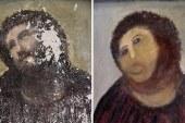 """""""Vendosni fjalët që mungojnë"""", shkatërrohet vepra e artit prej 80 mijë eurosh"""