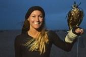 27-vjeçarja, femra e parë që ka udhëtuar mbarë botën