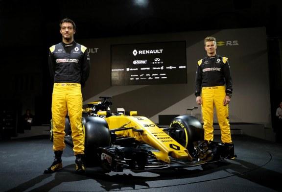 Renault paraqet makinën e re për këtë sezon të Formulës 1