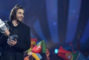 Kënga portugeze triumfon për herë të parë në festivalin e Eurovizionit