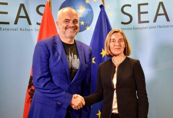 Edi Rama nga Brukseli: Pas 25 qershorit qeveria dhe PD, me një zë në BE