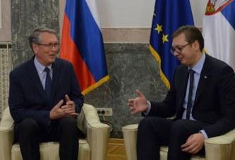 Putin humb durimin me Vuçiç: jepi tani statusin diplomatik qendrës së Nishit