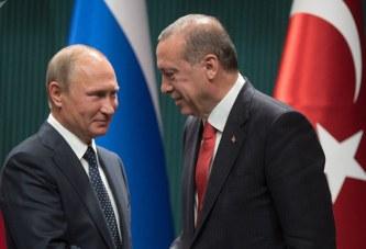 """Putin e quan Erdoganin """"mik"""", ky fundit i thotë """"Spasiba"""" (video)"""