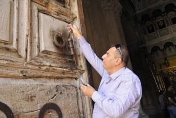 """Kujdestari i kishës së Jerusalemit vlerëson Erdoganin: e quajmë """"Sulltan"""", jo """"President"""""""