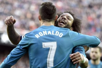 """Reali kthehet të bëjë """"të fortin"""", mund 1-4 Valencian në shtëpinë e saj"""