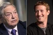 """""""Dueli hebre"""" në Davos jep efekt: Facebook pranon kritikat e Sorosit"""