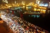 Kinë, 11 mijë makina ngecin në trafik