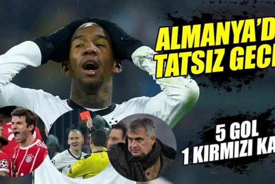 Bajerni i Mynihut i shënon pesë gola Beshiktashit të tulatur
