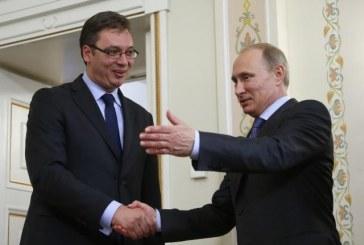 Pa mbërritur Lavrov në Beograd, Vuçiç fton Putin në Serbi