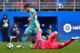 Eibari i pafuqishëm për të frenuar Barcelonën, fitore për katalanasit