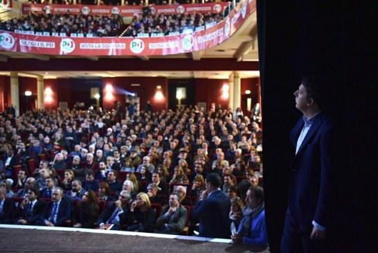 Renzi, politikan i parë në BE që bën fushatë kundër Trump-it