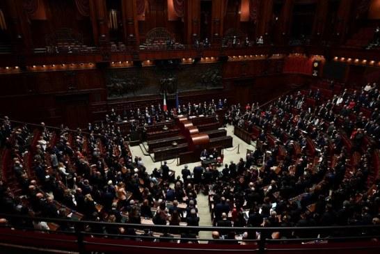Mblidhet parlamenti Italian: dështon të zgjedhë krerët e dy Dhomave