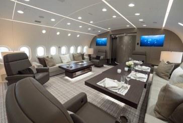 Një avion-shtëpi që do të nxejë vetëm 40 pasagjerë