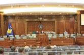 Rënia e institucionit pyetje-përgjigje në politikën kosovare: qeverisë nuk ia ndjen për Kuvendin!