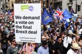 Protesta anti-Brexit në Londër: sërish në votim, dalja nga BE do na bëjë të varfër