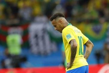 Pretendentët e përjetshëm lënë Rusinë, Brazili mundet nga Belgjika