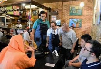 """""""Downtism"""": kafeneja e veçantë e Teheranit (foto)"""