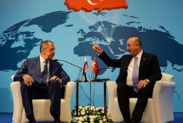 Lavrov në Ankara: ja plani për t'u liruar nga bllokada amerikane