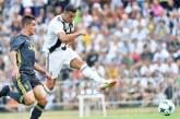 Ronaldo, goli i parë me Juven në 8 minuta lojë (video)
