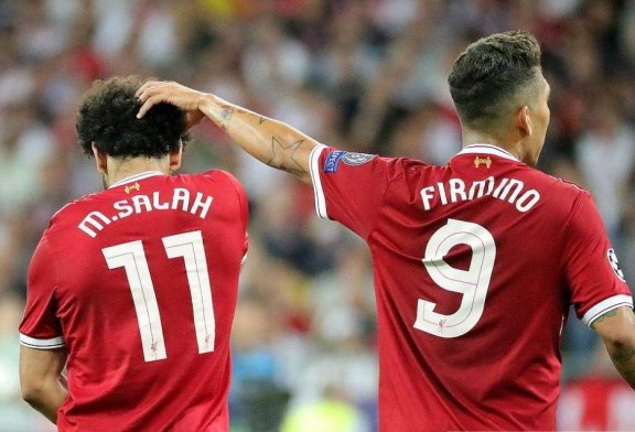 Probleme te Liverpool? Pse u irritua Salah nga goli i Firminos? (video)