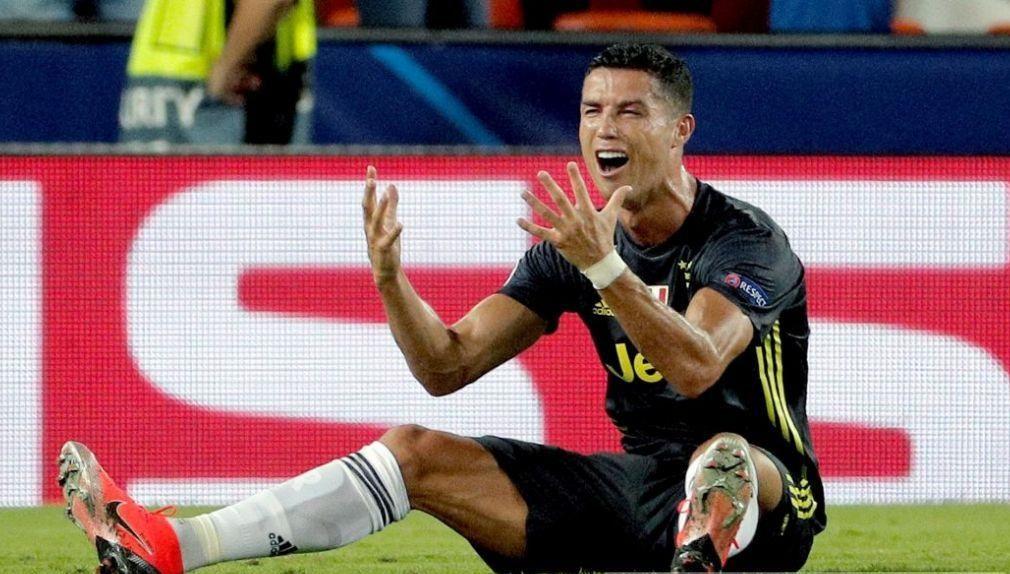 E kuqja e beftë në Champions  si u shpërfytyrua portreti krenar i Ronaldos