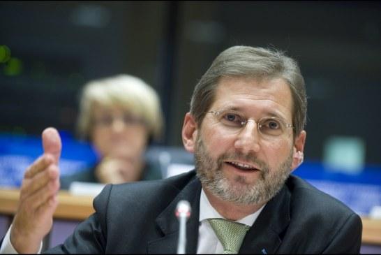 Hahn: Kosova, jo kush i vetëm për Serbinë në BE