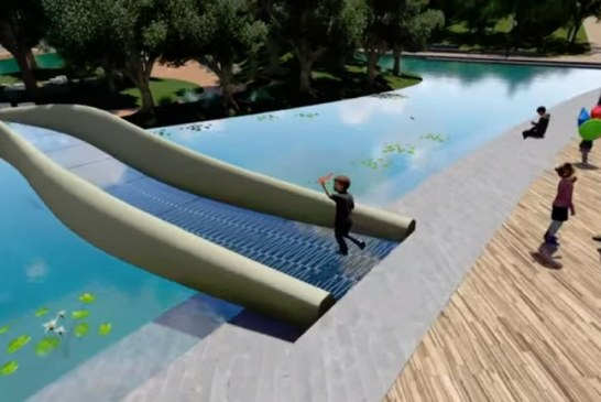 Shanghai do të ketë urën e parë 3D për këmbësorëve deri në fund të vitit (video)