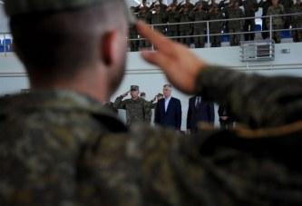 Edhe 24 orë për t'u bërë ushtri, Thaçi inspekton FSK-në