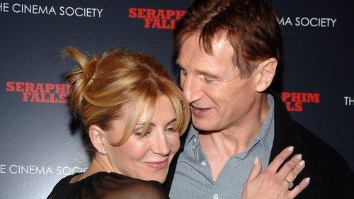 Dy tragjedi të ngjashme në jetën e Liam Neeson