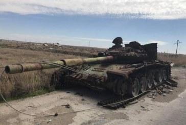 LUFTA/ Pamje të rralla dhe statistika: si humbi i ushtria e Asadit mbi 1.500 tanke në shtatë vjet