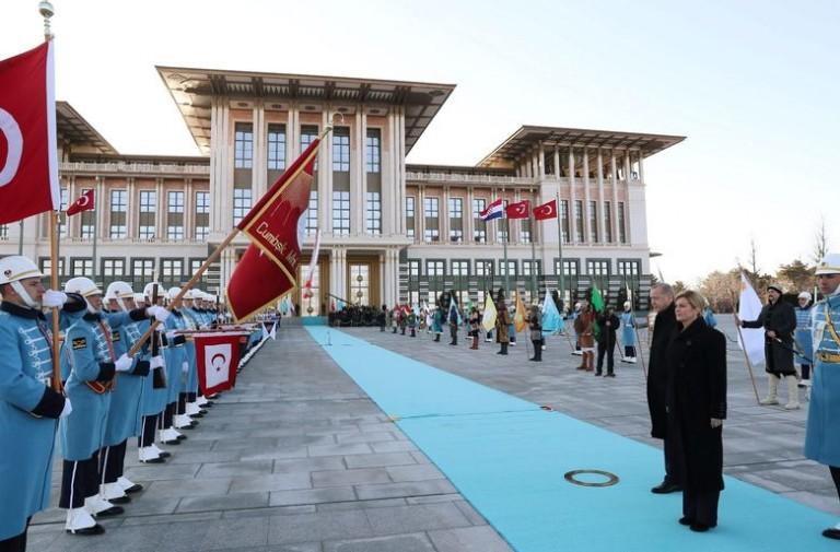 Kitaroviç garanton Erdoganin  Kroacia mbrojtëse e Bosnjes dhe Islami pjesë jona
