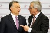 Juncker krahason Orbanin me Le Pen: jashtë nga PPE!