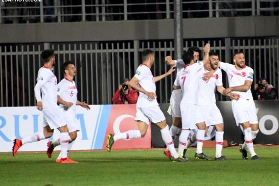 """""""Euro 2020"""": Turqia, """"dy gjyle"""" Shqipërisë """"në sy"""" të Çerçizit"""